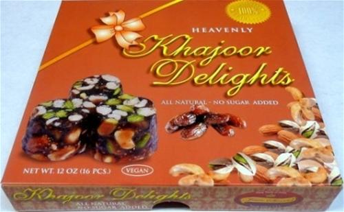 Khajoor delights no sugar added 1 pound eid gift box indian mithai khajoor delights no sugar added 1 pound eid gift box negle Choice Image